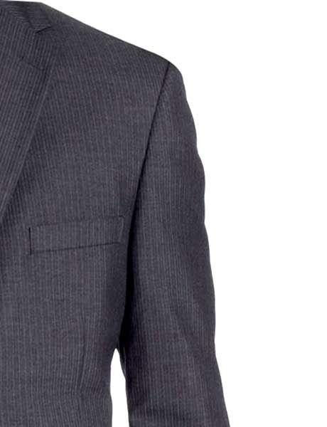 Spectre Pinstripe Suit