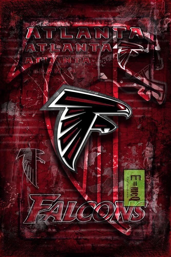 Best Falcon Football Images On Pinterest - Atlanta falcon us fan map