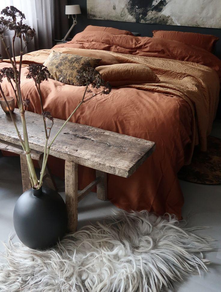 Luxe beddengoed gaat samen met heerlijk slapen