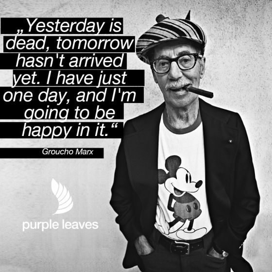 Great motivational quotes : Groucho Marx #quote