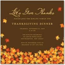 21 best Thanksgiving Invitations images on Pinterest