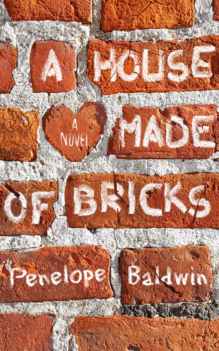 Book Cover Design For A House Made Of Bricks If You Would Like To Mission