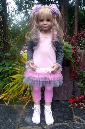 Shannon by Susan Lippl and Master Piece Dolls on sale now | Colliii - Doll Lovers Online                                                                                                                                                                                 More