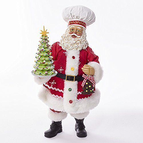 Christmas Tree Santa Claus Chef Cake Home Decoration Christmas Party Holiday  #KurtAdler  => Easy & pleasant transaction => Quick delivery => 100% Feedback => http://bit.ly/24_hours_open #Christmas,#tree,#decor,#Santa,#xmas,#decoration,#inflatable,#holiday,#party,#sandaclaus,#yard,#garden,#patio,#accessories