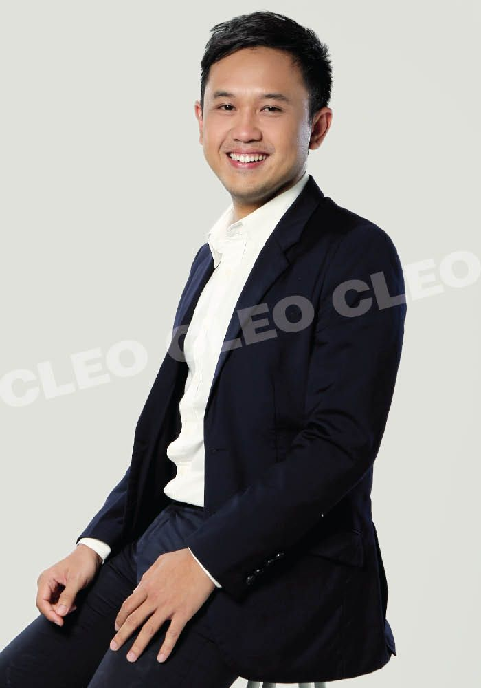 46. ADITYA MAULANA NOVERDI, 28, FORMER JUNIOR ASSISTANT FOR THE SPOKEPERSON OF THE PRESIDENT OF INDONESIA, POSTGRAD STUDENT