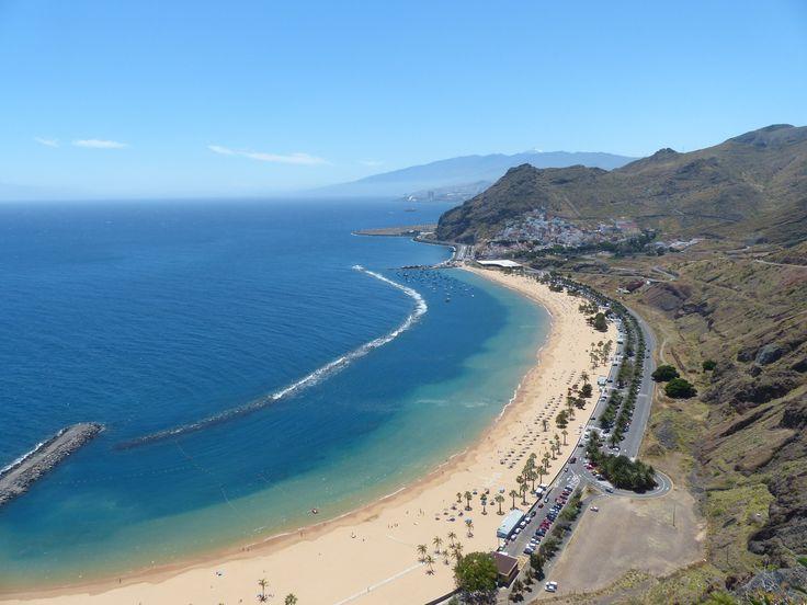 Gran Canaria - Sandstrand #Gran #Canaria #GranCanaria #Kanarieöarna #Las #Canarias #Island #Ö #Vacation #Semester #Travel #Resa #Resmål #Beach #Strand #Sol #bad
