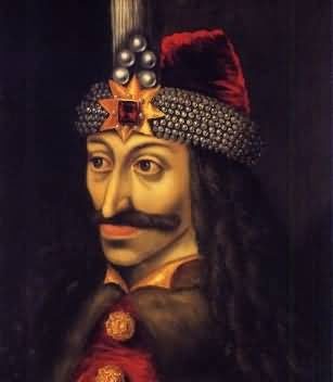 """Vlad Tepes """"Dracula"""" the nickname came from the order his father apart of, which was the order of the dragon or dracul."""