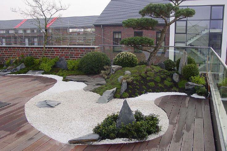 Die 25 besten ideen zu japanische g rten auf pinterest for Gartengestaltung chinesisch