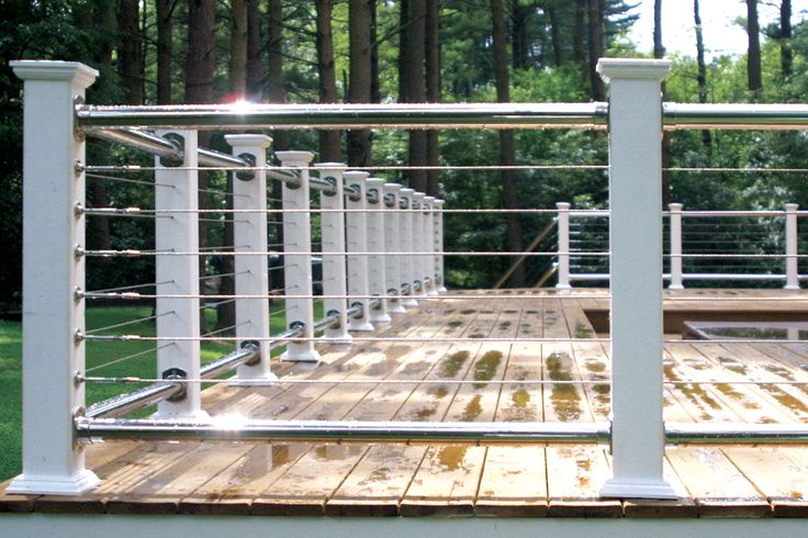 1000 Images About Cable Railing For Lake House On