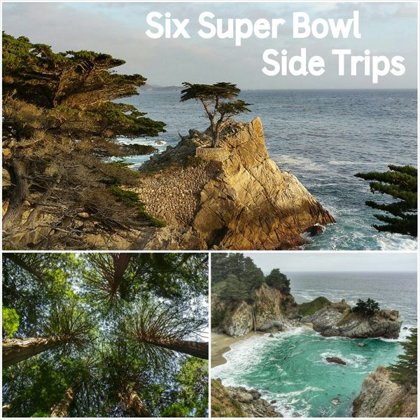 Six Super Bowl Side Trips for before or after the big game in Santa Clara, California