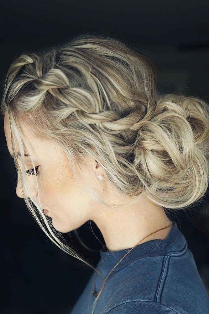 Pin Von Natalie Baskerville Auf Hair In 2020 Frisuren Einfach Medium Haare Tanz Frisuren