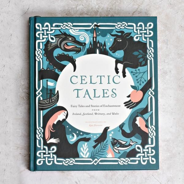 The traditional stories of Ireland, Scotland, Brittany, and Wales transport us to the fantastical world of Celtic folklore. Translated and transcribed by folklorists in the late 19th and early 20th ce