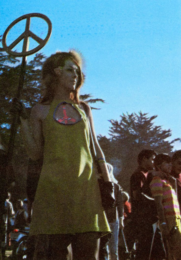 """The Human Be-In was an event in San Francisco's Golden Gate Park on January 14, 1967. It was a prelude to San Francisco's Summer of Love, which made the Haight-Ashbury district a symbol of American counterculture and introduced the word """"psychedelic"""" to suburbia."""