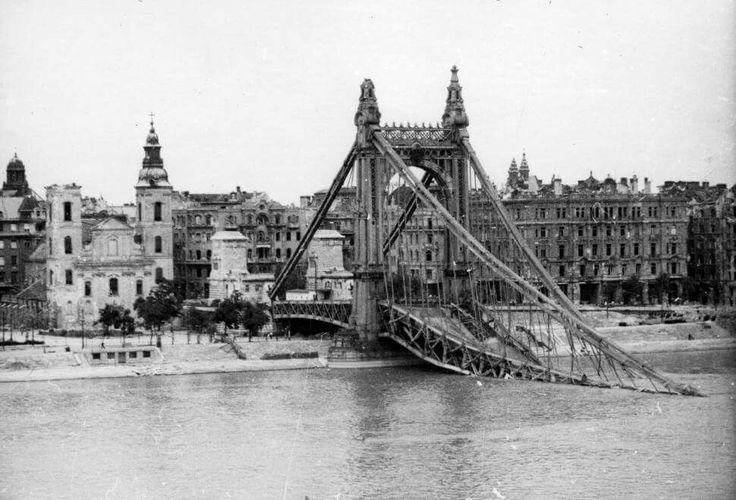 Erszebet híd