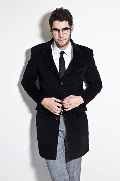 Suitco Slim Grey Check Pants- $119.99  Suitco Slim Shirt- $99.99  Suitco Slim Tie- $59.99  Suitco Belt- $59.99  Suitco Trench Coat- $299.99  WINTER STYLE