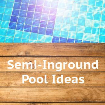 3 ideas for dressing up a semi-inground pool >> http://www.poolpricer.com/semi-inground-pool-ideas/