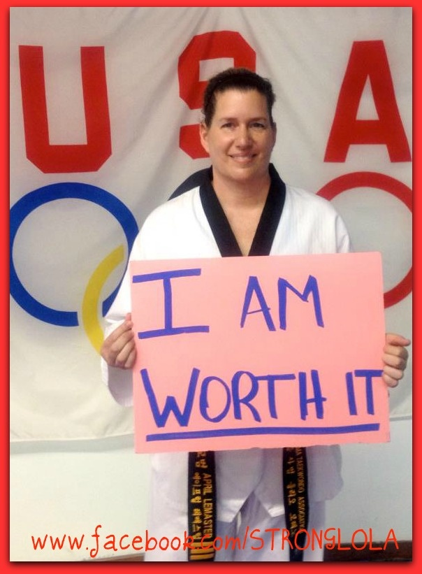 """""""I am worth it!""""  www.facebook.com/STRONGLOLA  www.stronglola.com  STRONG IS THE NEW SKINNY"""