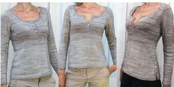 Вязание спицами для женщин модной кофточки спицами