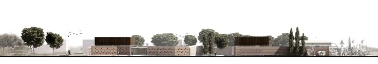 Gallery of Winning Proposal for Cultural Village Mixes Architectural Archetypes and Nature in Cyprus - 8