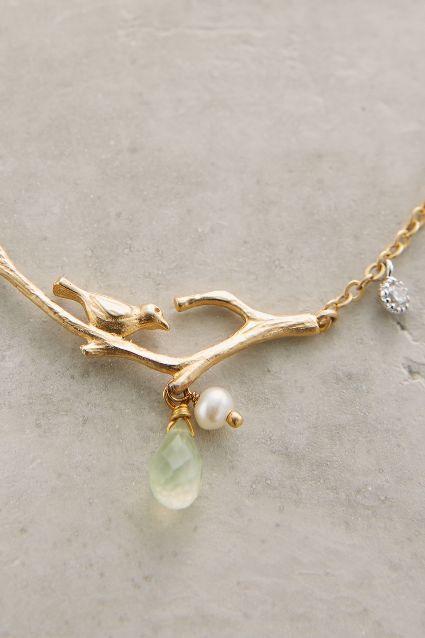 Songbird Necklace #anthrofave