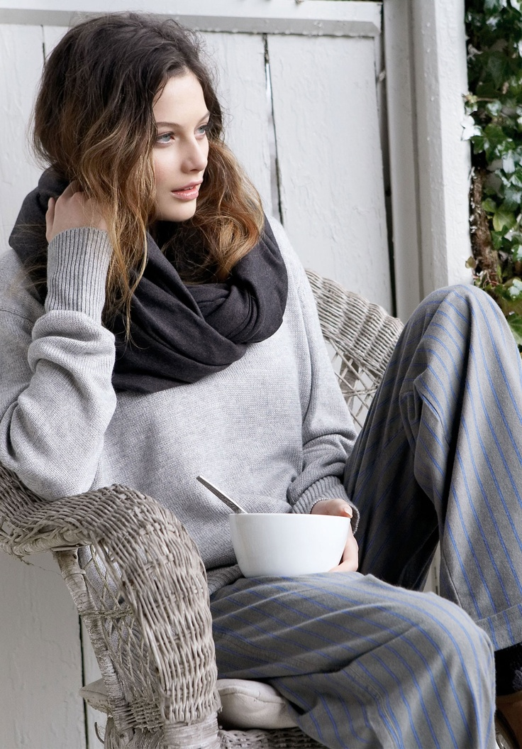 Lounging, just lounging - would add your fav candle to this