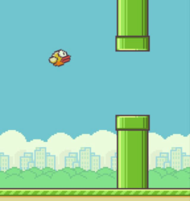New Obsession. Flappy Bird!