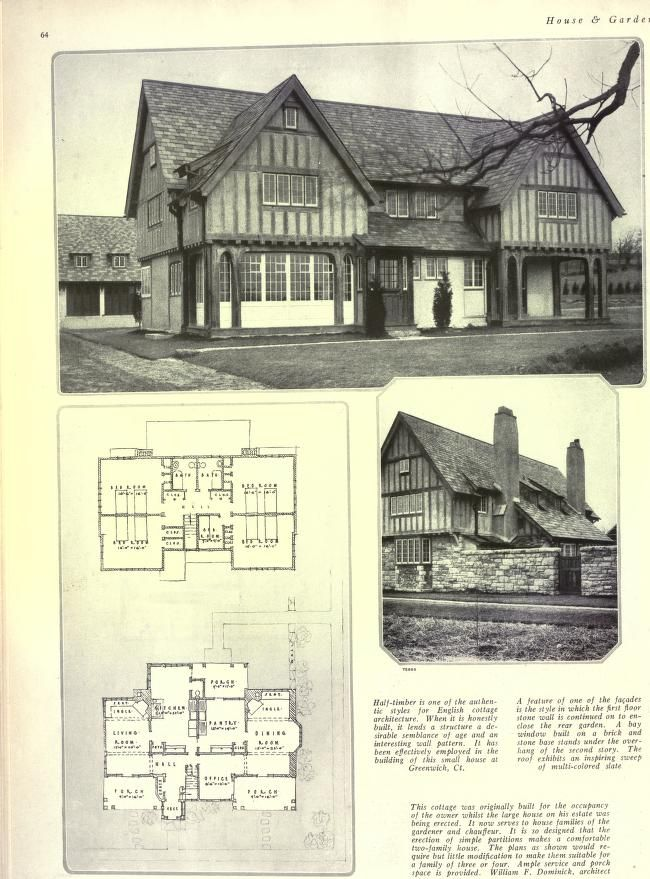244 Best Images About House Plans 1900 1930s On