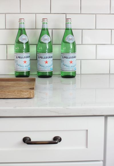 4 Ways To Get the Look of Marble Kitchen Countertops Without Spending $$$ Money