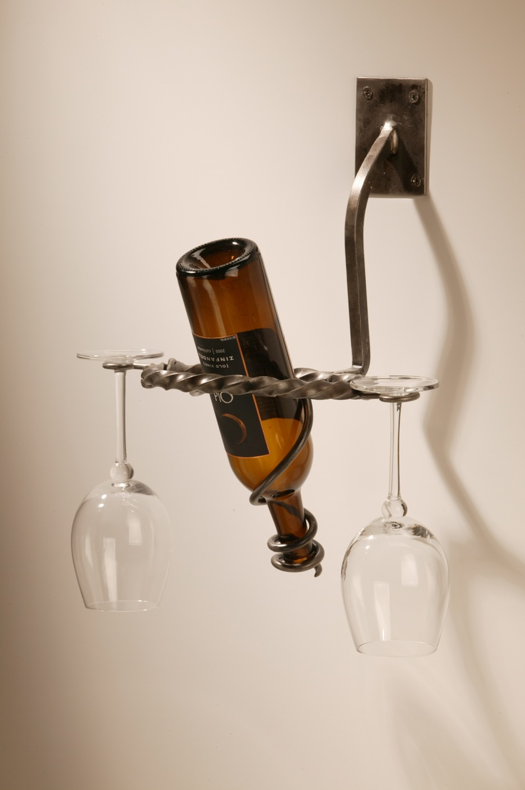 10 Best Images About Wall Wine Holder On Pinterest