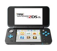 Boxshot: New Nintendo 2DS XL - Black and Turquoise by Nintendo of America