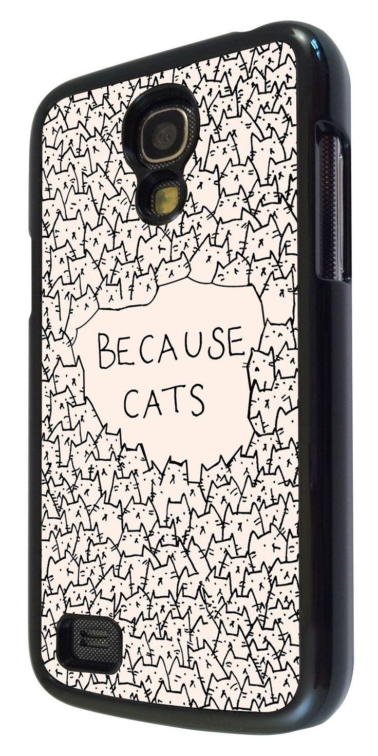 Design De Mode Aimant Couverture Étui Rigide Pour La Mini-samsung Galaxy S C4kSq