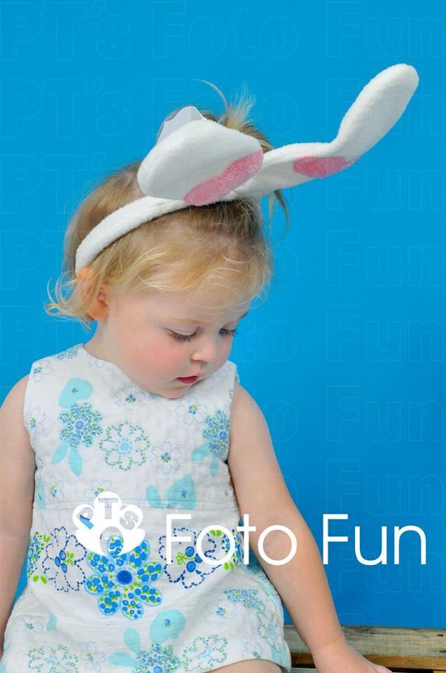 Easter bunny sweet girl
