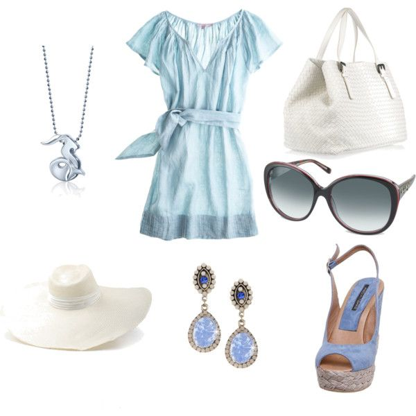 """""""Vacation outfit"""""""