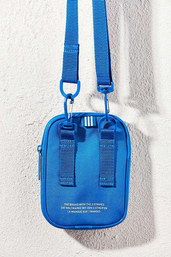 afe9f8cf46 Slide View  6  adidas Originals Trefoil Festival Crossbody Bag ...