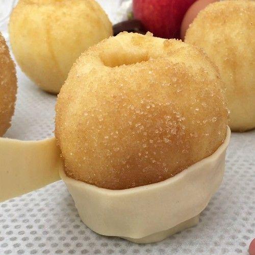 Les pommes gourmandes