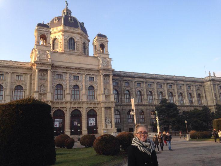 Vienna is breathtaking