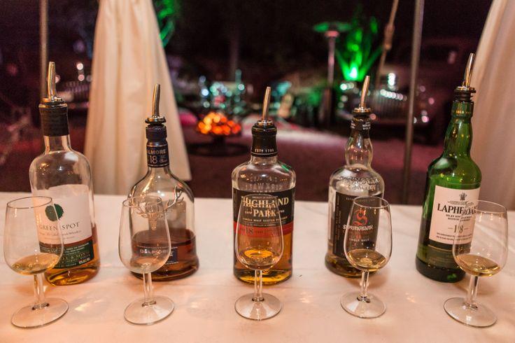 A supreme after-dinner whisky taste.