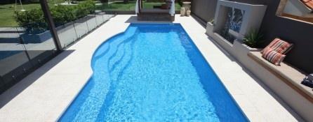 'Aquarius' Fibreglass Pool -   Aqua Technics