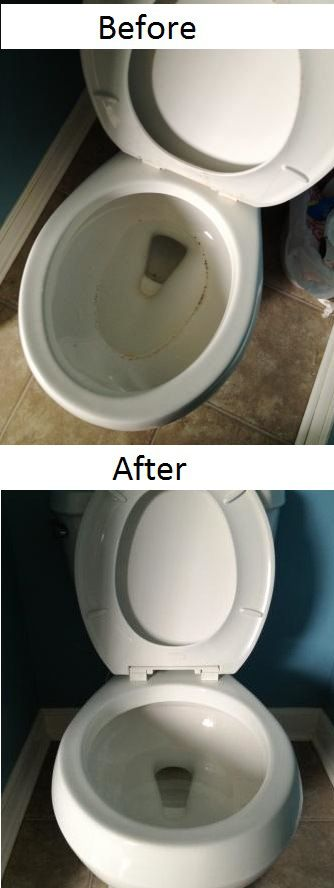 how-to-clean-toilet + lots of other ways to clean household things with more natural ingredients