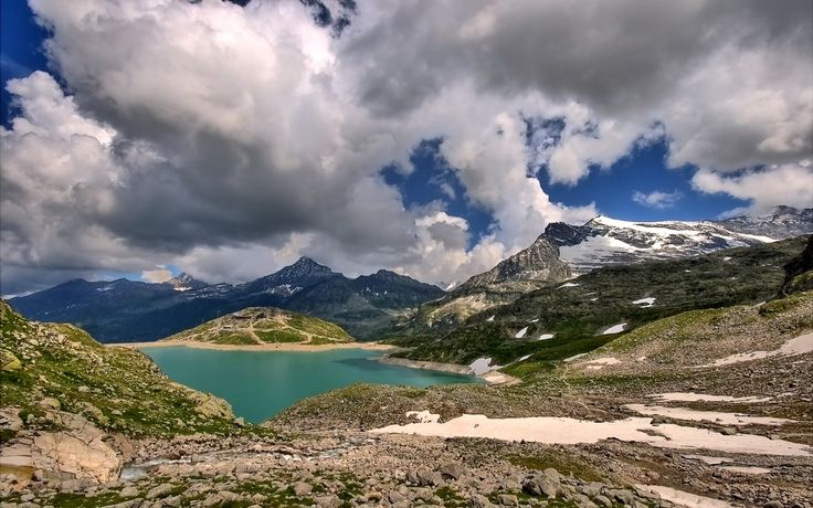 Mountain Landscape 01