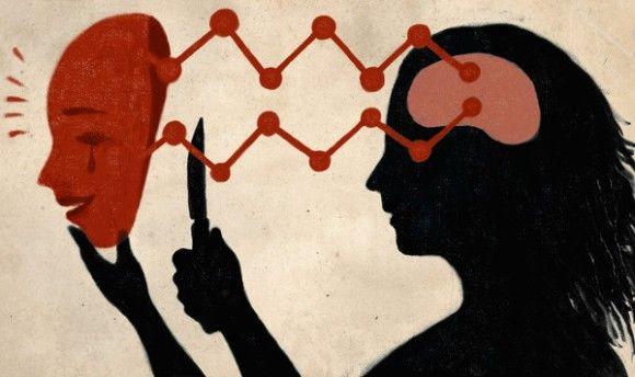 心理学的用語であるソシオパス・社会病質者。ハリウッド映画やドラマに登場することも多くなってきている。