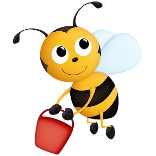 Cartoon Bees - ClipArt Best