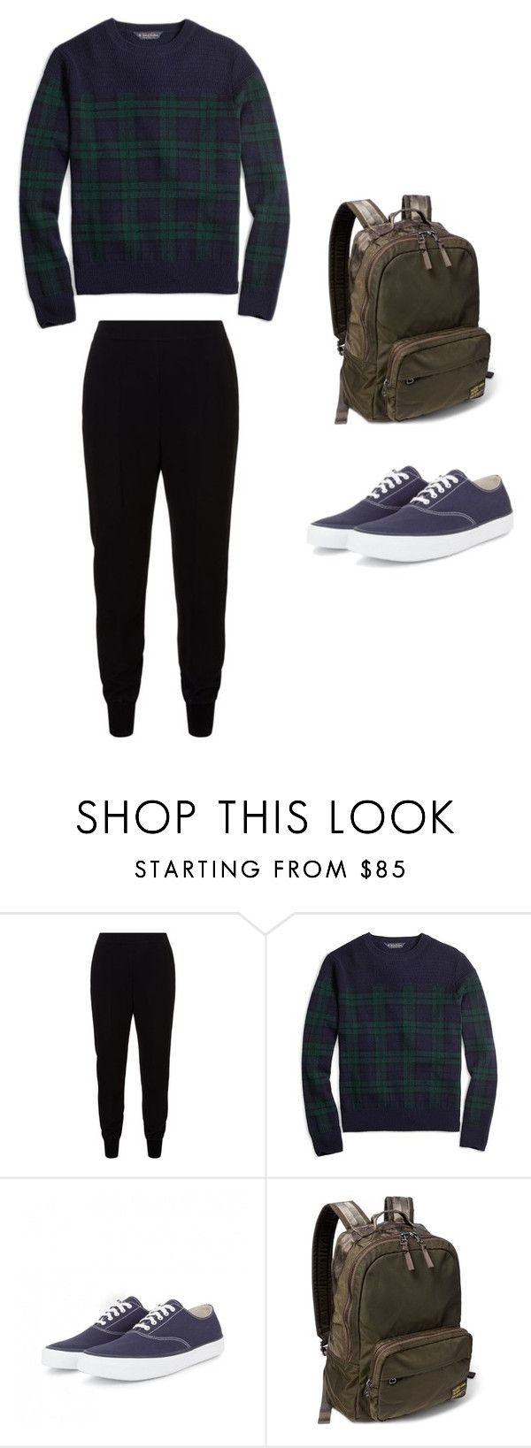 """Versatile Set"" by justian-edwin-darmawan on Polyvore featuring STELLA McCARTNEY, Brooks Brothers, Sperry, Polo Ralph Lauren, men's fashion and menswear"