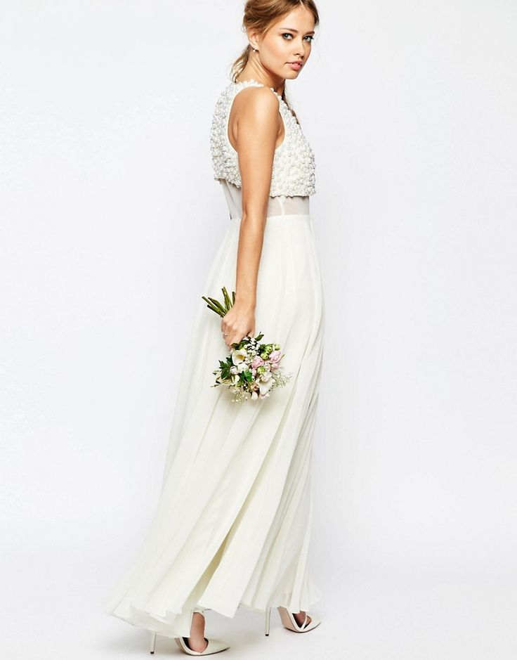55 best wedding dresses images on pinterest bride the for Wedding dresses low cost