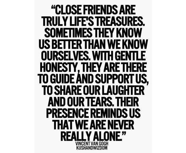 Onze vriendschap