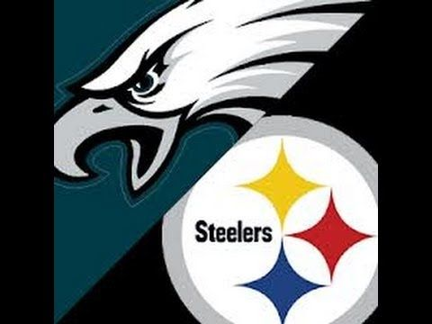 Watch Philadelphia Eagles vs Pittsburgh Steelers NFL Football Game