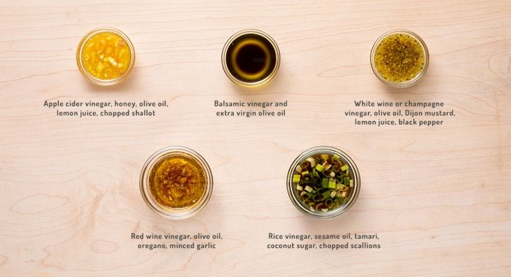 Kitchen Hack: The Only Salad Dressing Recipe You'll Ever Need