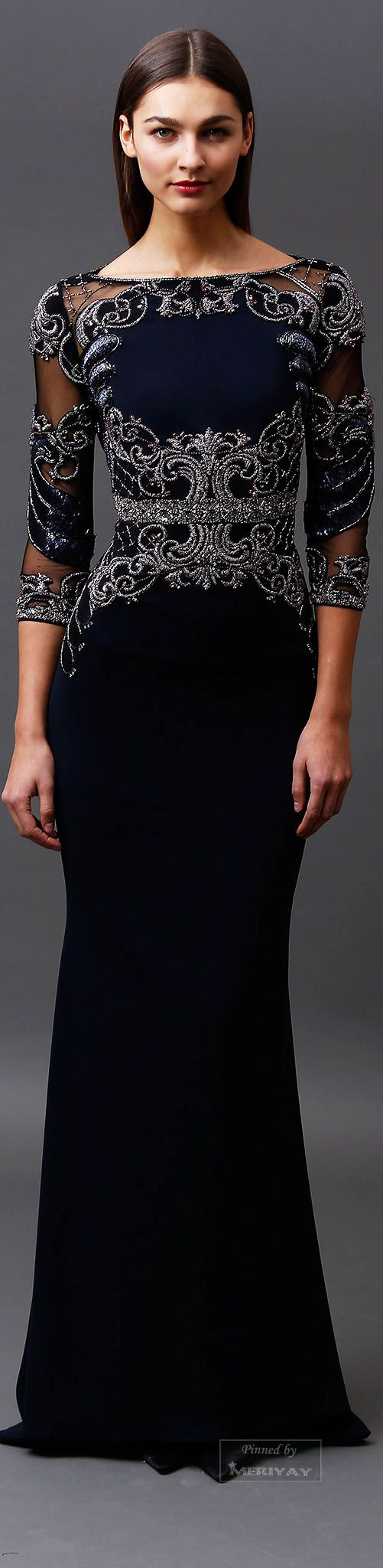 Badgley Mischka.Pre-Fall 2015. jaglady