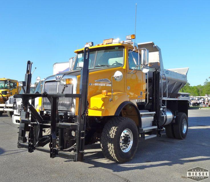 Trucking Western Star Trucks Trucks Snow Removal
