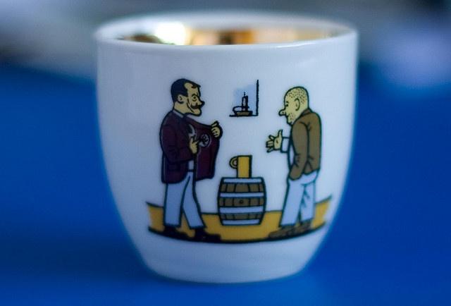 Švejk inspired cup
